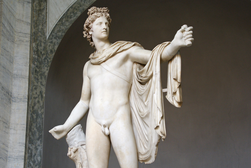 Marble Statue, Amazing Appearance.