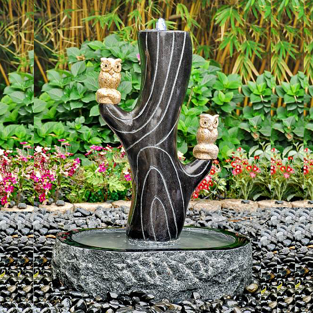 Modern outdoor ornamental garden water fountains for sale Featured Image