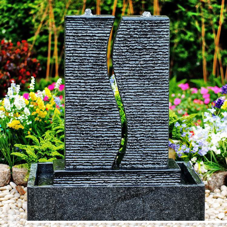 Patio water features fountains for home garden Featured Image