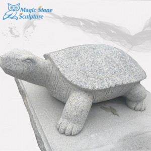Carved marble stone turtle statues for sale