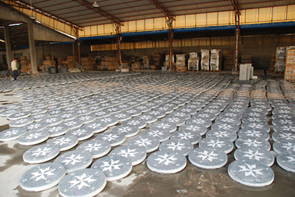 factory of granite products Quan zhou