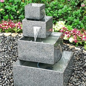 Best patio garden fountains and water feature