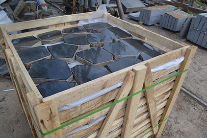 packing of basalt products