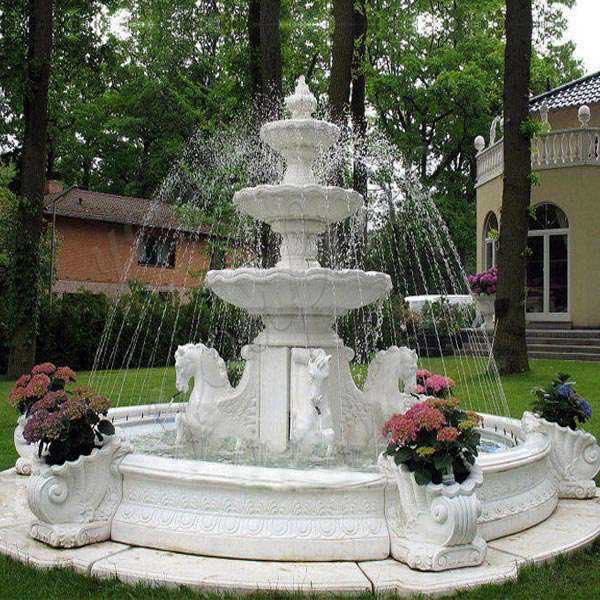 Outdoor-Marble-Water-Fountain