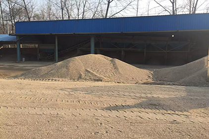 factory of pebble stone products Nanjing