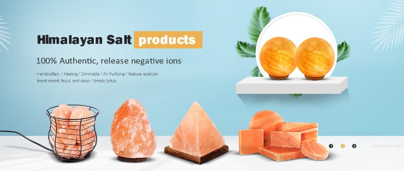 Magic Stone light - Himalayan salt lamp