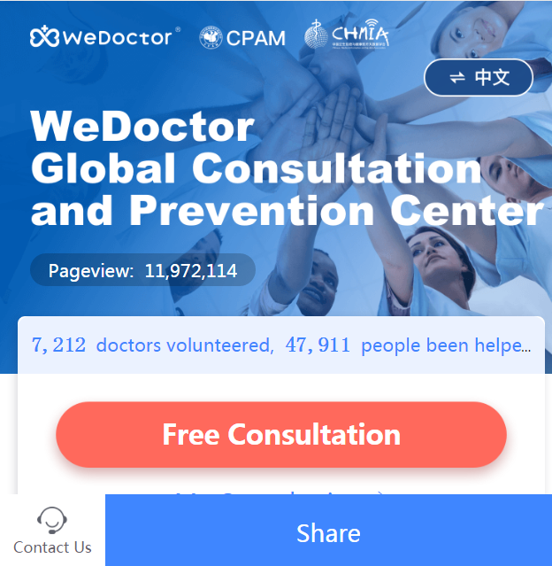 Wedoctor - doctors volunteered - corona virus - Magic Stone