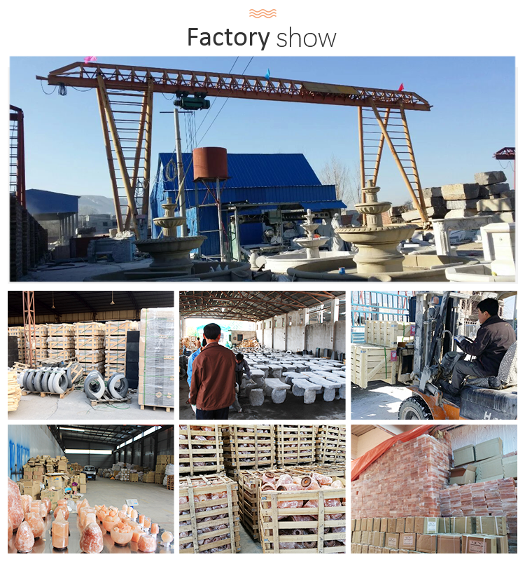 Xiamen Magic Stone Himalayan Salt Factory