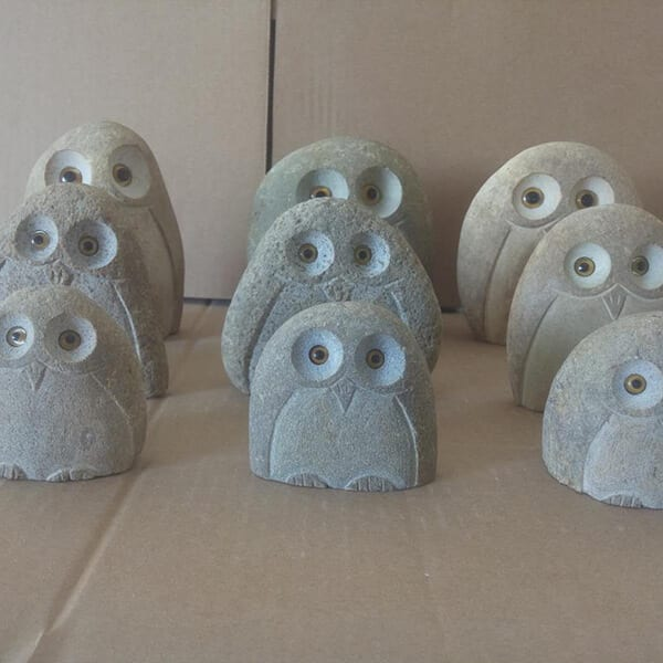 High quality cute owl statue gift for sale Featured Image